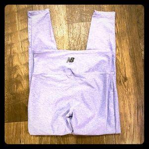 New Balance Lilac Leggings